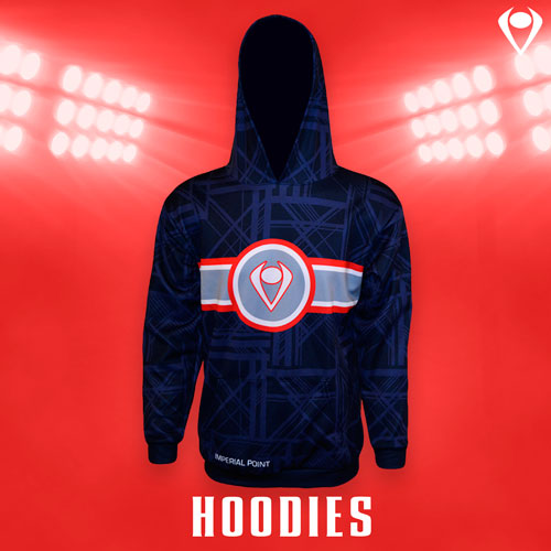 Sublimated Hoodies Volleyball Gear