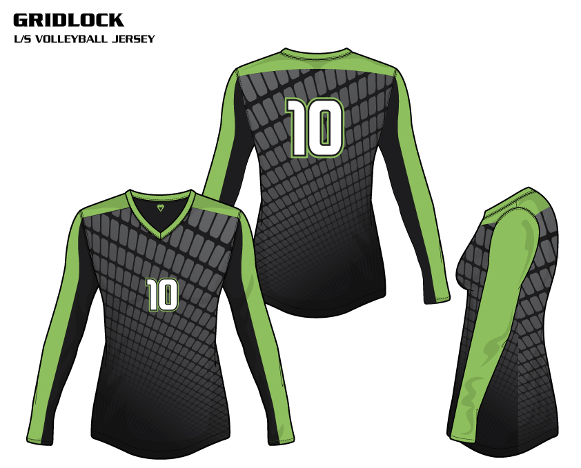 GRIDLOCK-LS-Womens-Sublimate-Volleyball-Jersey